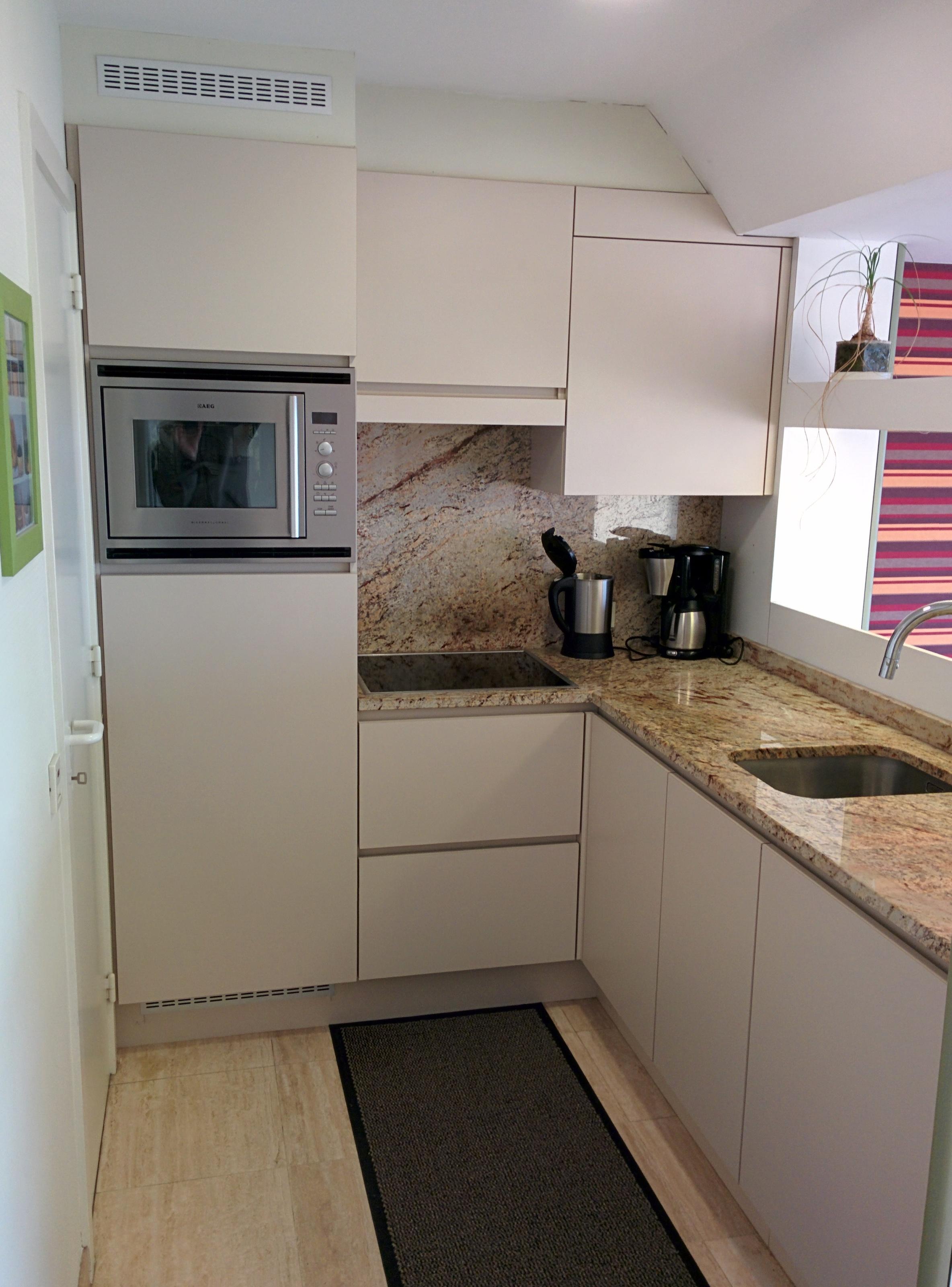 Appartement zeedijk nieuwpoort te huur - Open keuken s alon ...